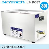 Wholesale 30L Large Industrial Ultrasonic Cleaner  For Carburetor / Circuit Board / Spare Parts from china suppliers