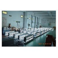Wholesale 300 W P5 SMD2727 Taxi LED Display 4G Control GPS Location 5500 Nits from china suppliers