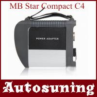 Wholesale Mercedes Benz Star Compact C4 / MB Star C4 / mb sd connect C4 star with dell laptop from china suppliers