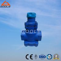 China BRV71 type direct acting Threaded Steel/Stainless Steel bellows  pressure reducing valve on sale