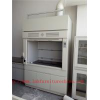 Wholesale 1500 mm  All Steel Frame Blue /  White Lab furniture Fume Hood  Cupboard For Chemistry Laboratory from china suppliers