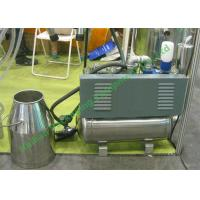 Wholesale Farm Goat Milker Machine with 550L Vacuum Capacity , 240 Volt from china suppliers