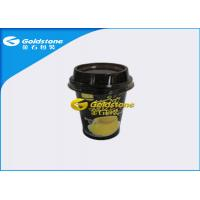Wholesale High End Deluxe Plastic Yogurt Cups With Inmold Label Or Shrink Sleeve from china suppliers