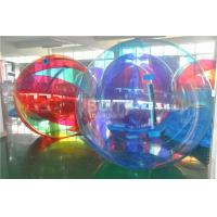 Wholesale Giant Inflatable Water Toys / Floating Inflatable Water Roller Ball For Sea from china suppliers