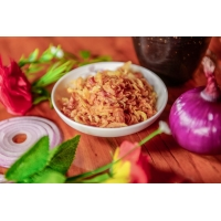 Wholesale Healthy Fired 3*5cm Crispy Fried Onion For Hamburgers from china suppliers