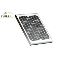 Quality 10Wp Home Solar System Solar Power Panels Efficiency For Solar Modules for sale