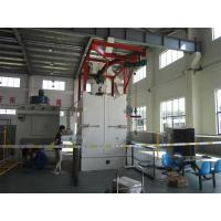 Wholesale Hook Type Wheel Automatic Shot Blasting Machine for Derusting from china suppliers