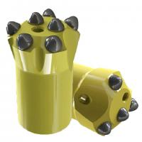 Wholesale Quarry / Mining /  Well Drilling Carbide Drill Bits with 6° 7°  11° 12° Tapered Degree from china suppliers