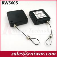 Wholesale RUIWOR RW5605 Square Multi-purpose Security Tether Retracting forces MAX 2.5LB/ Cable length MAX 400CM from china suppliers