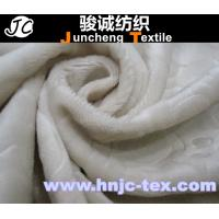 Wholesale textile printed 3D crushed velboa fabric/ bedding sheet/curtain/home fabric/uphostery from china suppliers