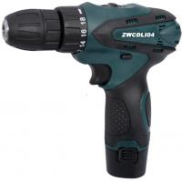Wholesale Powerful 10.8v 12V 1.3Ah Electric Lithium Cordless Drill Driver, 2 Speed Makita Drill Sets from china suppliers