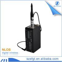 backpack video transmission wireless signal sender and receiver