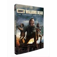 Wholesale 2018 hot sell The Walking Dead Season 8 5DVD Region 1 DVD movies region 1 Adult movies Tv series Tv show Drop shipping from china suppliers