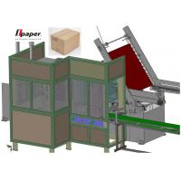 Wholesale Small Packaging Machine Corrugated Box Machinery  Case Packer from china suppliers