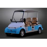 Wholesale Energy Saving 4 Seat Electric Car Sightseeing Bus For Hotel / Club / Resort from china suppliers