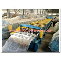 Wholesale Metal Floor Decking Tile Panel Making Machine Good Quality Made in China from china suppliers