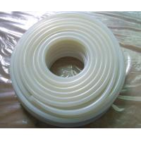 Wholesale Custom Flexible Food grade high temperature silicone rubber tubing hose from china suppliers