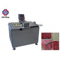 China 50HZ / 60HZ Stainless Steel Sausage Linker Machine , Sausage Making Equipment on sale