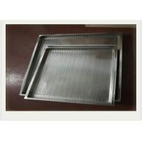 Wholesale 304 Stainless Steel Wire Mesh Tray With Rectangular For Filtering from china suppliers