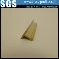 Wholesale Copper Decoretive Profiles Free Oxygen Brass Shape And Sections T Fitting from china suppliers