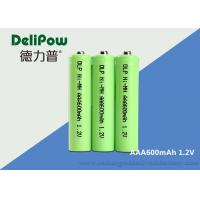 Wholesale Small Power Rechargeable Batteries Aaa 600mah For Beauty Instrument from china suppliers