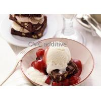 Quality Food Additives Emulsifiers CMC Sodium Carboxymethyl Cellulose For Ice Cream for sale