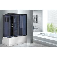 Wholesale Professional 1700 X 850 Rectangular Shower Cabins , Rectangular Shower Cubicles from china suppliers
