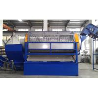 Wholesale 2000kg/h PET bottle hot washing line/pet bottle crush recycling line from china suppliers