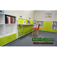 Wholesale Adjustable Modern Murphy Wall Bed Single Melamine Finish for Hotel Projects from china suppliers