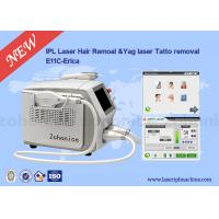 Wholesale Particular Effective ND Yag Laser Hair Removal Machine Without Injury Surrounding Tissue from china suppliers
