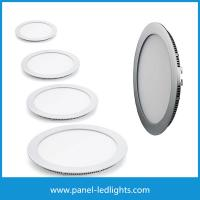Quality 24W Waterproof Led Panel Light Warm White Aluminum Material 2700K - 7000K for sale