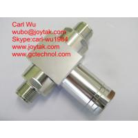 Wholesale Outdoor Antenna Lightning Arrestor N-Type Female to Female Conn Surge Arrester N-KK-3 from china suppliers