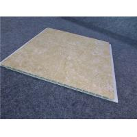Wholesale Custom Hot Stamping Marble Design PVC Wall Cladding Decoration Panels from china suppliers