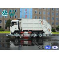 Wholesale Euro 2 Hook Lift Garbage Compactor Trucks 4x2 Sinotruk Howo T5G from china suppliers