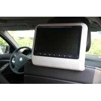 "Wholesale Active Headrest DVD Player 9"" LED Multi - Language FM Backside Rearseat Entertainemnt System from china suppliers"