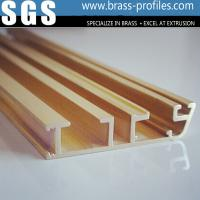 Wholesale C38500 Used Brass Door Window Frame Brass Casement Protection from china suppliers