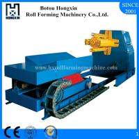 Wholesale Roofing Metal Rolling Equipment , PLC Control Sheet Metal Forming Equipment from china suppliers