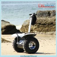Wholesale two wheel stand up electric motor scooter from china suppliers