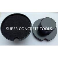 Wholesale Plug Type Velcro Holder For Resin Bond Concrete Polishing Pads Pucks from china suppliers
