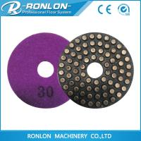 Wholesale concrete floor polishing pad from china suppliers