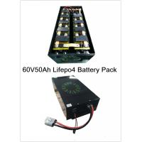 Wholesale E Car / E Bus / E Tricycle Lithium Polymer Battery Pack 5 Parallel 20 Series Configuration from china suppliers