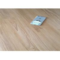 Wholesale Maple Flooring V Groove Waterproof Laminate Wooden Flooring White HDF Floating Floors from china suppliers