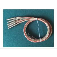 Wholesale 240V 150W High Watt Density Cartridge Heaters Built In Type J Thermocouple Wire from china suppliers