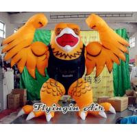 Wholesale Cheap Custom Cute Cartoon Inflatable Eagle for Party and Business Show from china suppliers