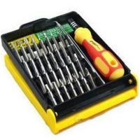 Wholesale 32 in 1 Precise Manual Screwdriver Tools Set for Cell Phone PDA MP3 mobile from china suppliers