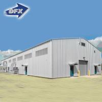 Wholesale Low Cost Industrial Shed Designs Prefabricated Steel Building from china suppliers