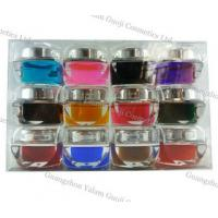 Wholesale UV Gel Nails Polish For Nail Art Printer With 15g / Bottle, color UV gel, Glitter UV gel from china suppliers