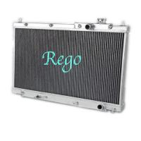Wholesale 2 Row / 3 Row / 4row Aluminum Car Radiators for 2001-2005 HONDA CIVIC M/T (DENSO) MT from china suppliers