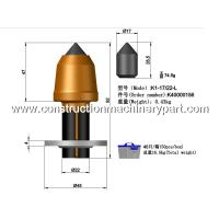 Wholesale Surface Mining Bits Asphalt Milling Teeth Tungsten Carbide With Wirtgen from china suppliers
