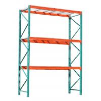 Buy cheap US Style Teardrop Pallet Rack for sale from wholesalers
